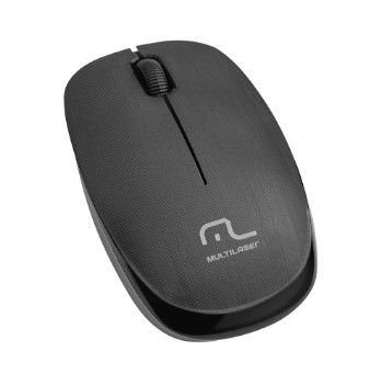 Mouse s/ fio USB 2.4 Ghz MO251 Multilaser