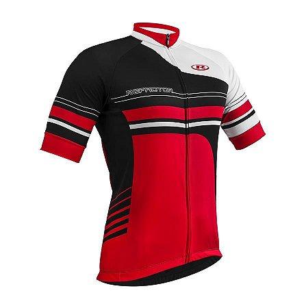 94d33fe9d Camisa Para Ciclista Refactor Podium Proteçao Uv+50 Masculina ...