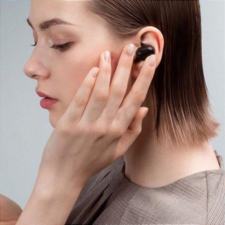 Fone De Ouvido Sem Fio Redmi Airdots Bluetooth Preto