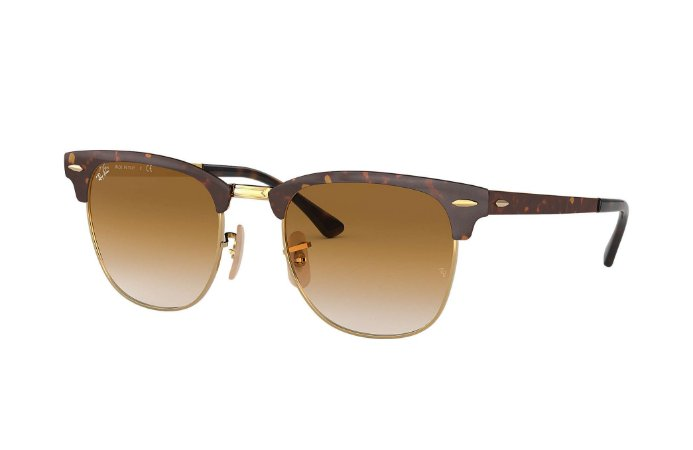 RAY-BAN 3716 9008/51 CLUBMASTER