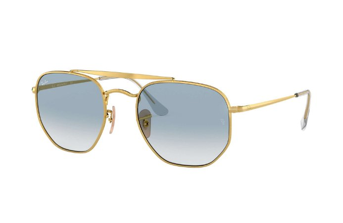 RAY-BAN  3648L  THE  MARSHAL  001/3F