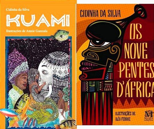 Combo 11 - Kuami (50,00) + Os nove pentes d'África (25,00)