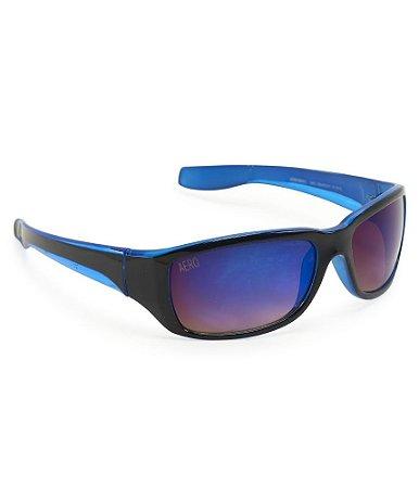 Óculos Aéropostale Wraparound Plastic Sport - Blue