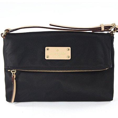 Bolsa Kate Spade Aleah Kennedy Park Bag - Black
