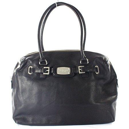 Bolsa Michael Kors Hamilton Weekender Bag - Black