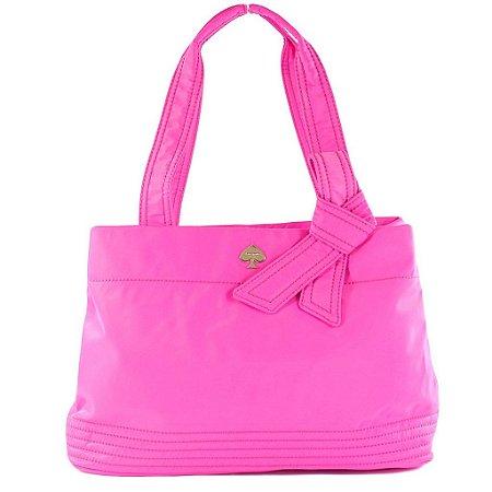 Bolsa Kate Spade Maryanne Flatiron Nylon Bag - Pink