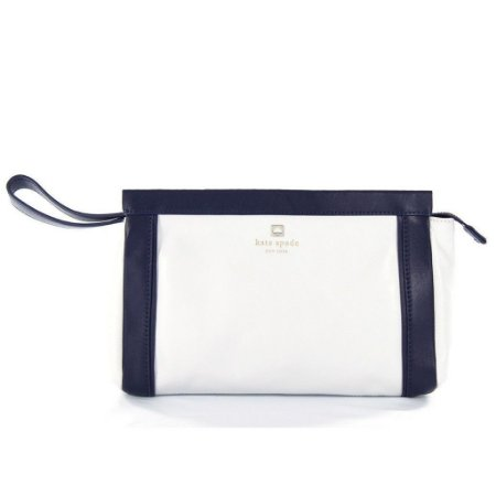 Bolsa Kate Spade NY Hudson Street Tria Wristlet Bag - White