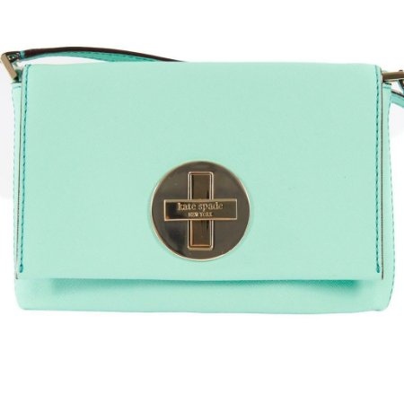 Bolsa Kate Spade Sally Newbury Lane Bag - Mint Green