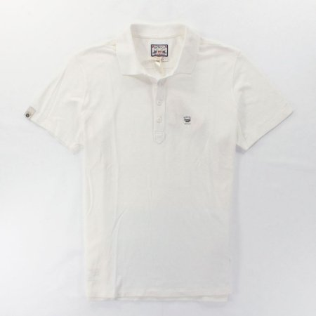 Polo Diesel Masculina Richies Piquet - White