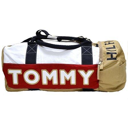 Bolsa Tommy Hilfiger Big Duffle - Khaki