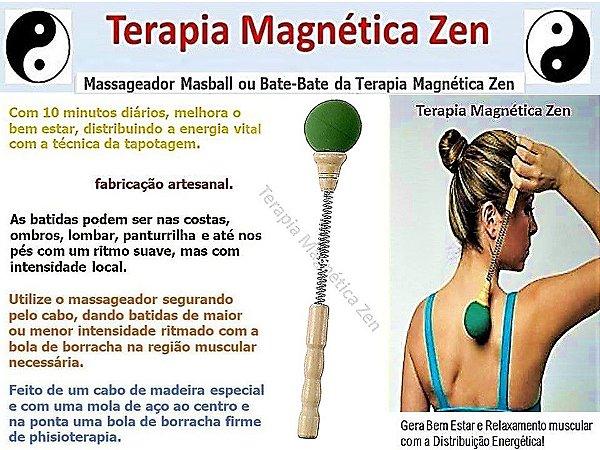 Massageador Masball ou Bate-Bate