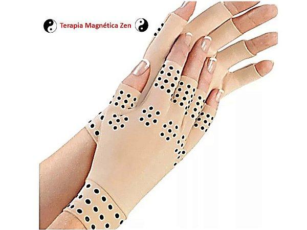 Luva Magnética (tendinite,ler,artrite) Terapia Magnética zen