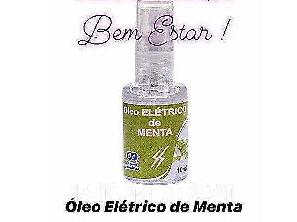 Óleo Elétrico de Menta – 10ml