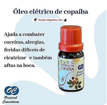 Óleo De Copaíba O.c. Original Cosméticos 20ml by Terapia Magnética Zen