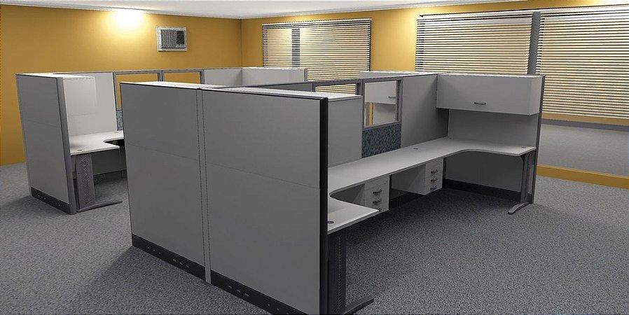 Ambiente AM Biombos Modulados 1.60