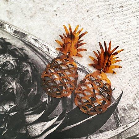 Brinco Abacaxi Tortoise