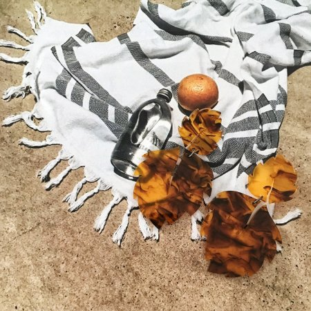 Brinco Folha Tortoise
