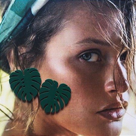Brinco Costela de Adão Verde