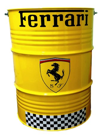 Tambor 200 Litros Aparador - Ferrari