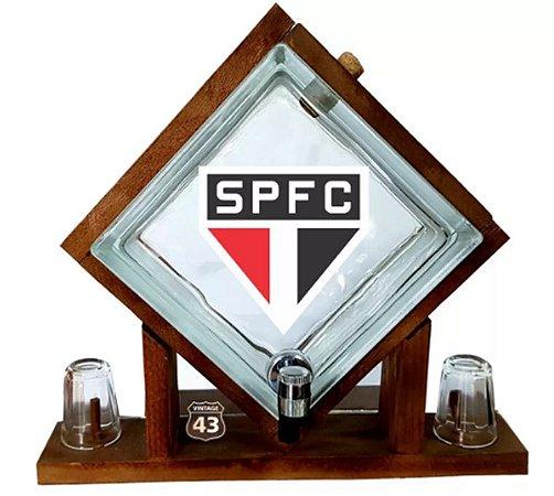 Pingometro de Bloco de vidro -  São Paulo