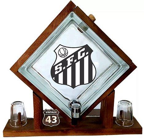 Pingometro de Bloco - Santos