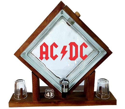 Pingometro de Bloco - AC/DC