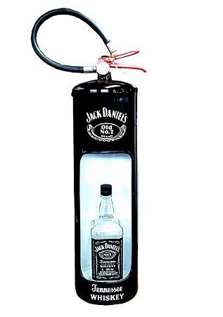 Extintor decorativo Jack Daniel's