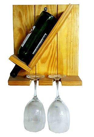 Adega de Parede - 1 Garrafa (Vinho)