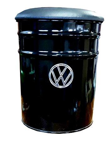 Banquinho Balde de Gelo Volkswagen - (Assento preto)