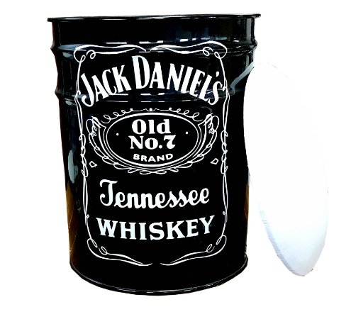 Banquinho Cooler Jack Daniel's