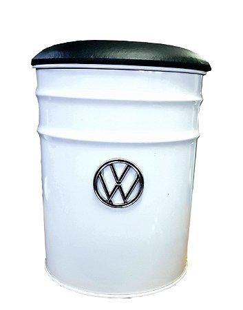 Banquinho Cooler Volkswagen - (Assento Preto)