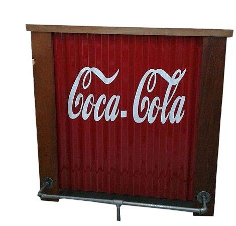 Balcão Coca Cola