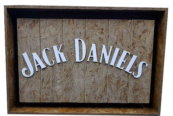 Quadro Jack Daniel's com Led