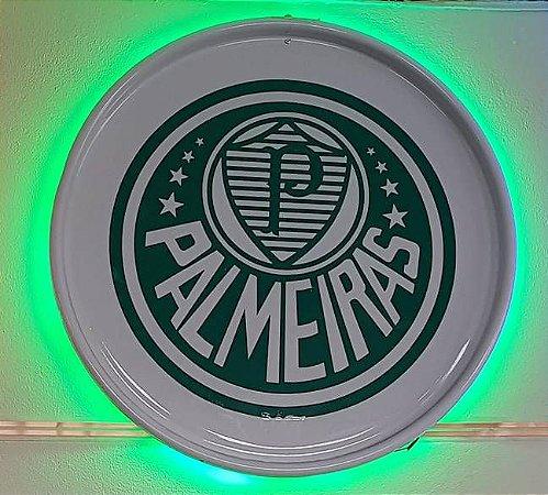 Quadro Palmeiras com Led