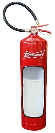 Extintor decorativo Budweiser