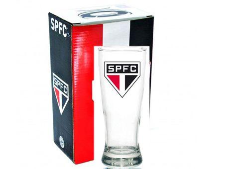 Copo Chopp 300ml - São Paulo Futebol Clube