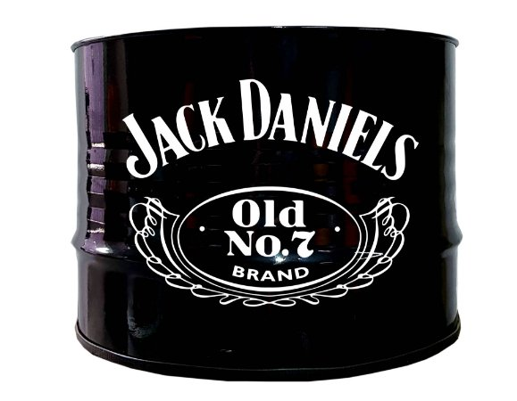 Mesa de Centro - Jack Daniel's