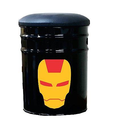 Banquinho Báu - Homem de Ferro