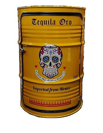 Tambor Barzinho - Tequila Ouro