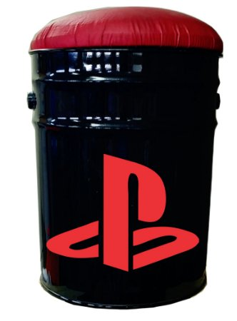 Banquinho Báu - Playstation