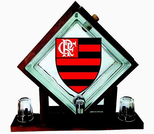 Pingometro de Bloco - Flamengo