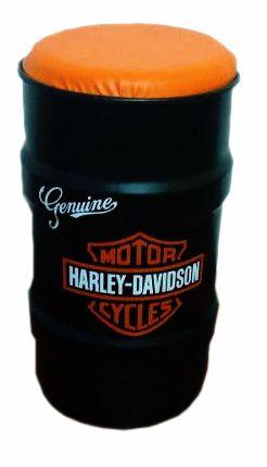 Banqueta de tambor - Harley Davidson