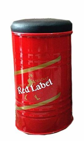 Banqueta de tambor - Red Label