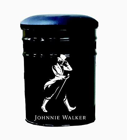 Banquinho Balde de Gelo Johnnie Walker