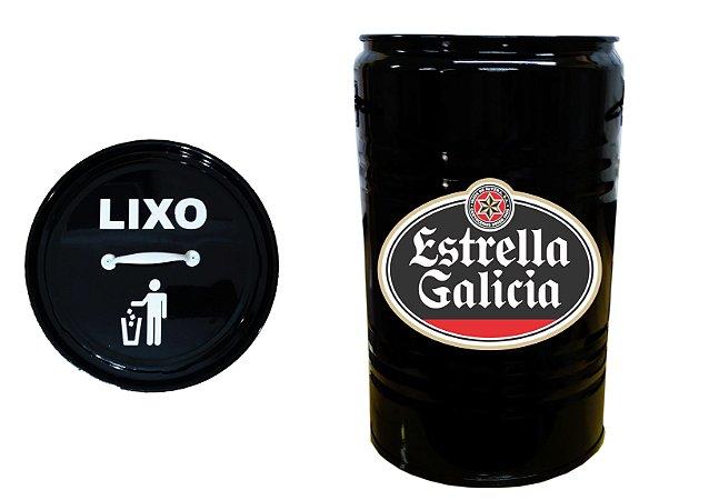 Lixeira de Tambor - Estrella Galicia