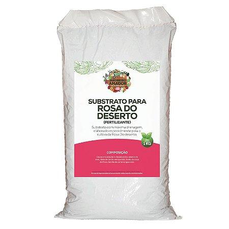 Substrato Para Plantar Rosa Do Deserto do Jardineiro Amador