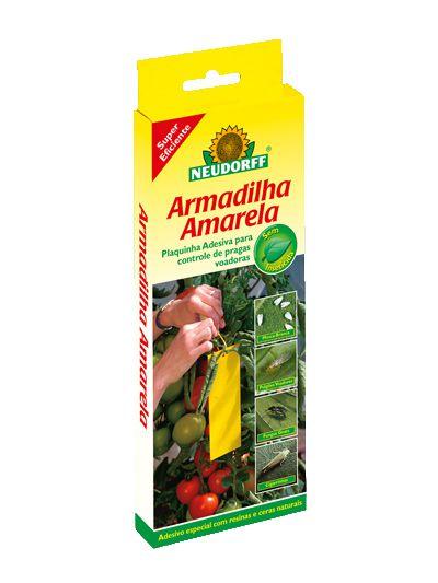 Armadilha Grande para Acabar com Insetos do Jardineiro Amador