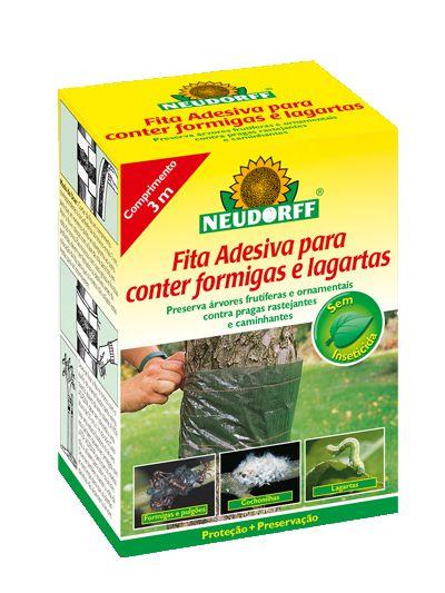 Fita Adesiva Para Acabar com Formigas e Lesmas do Jardineiro Amador
