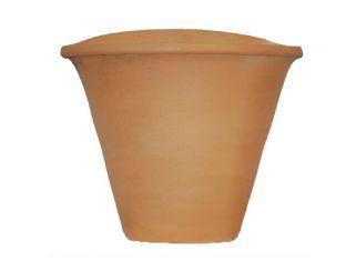 Vaso de Barro para Fixar do Jardineiro Amador