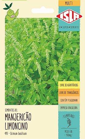 Sementes de Manjericão Limoncino